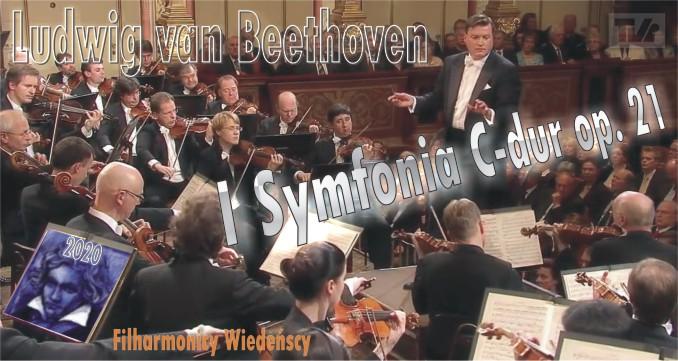 I Symfonia C-dur op. 21