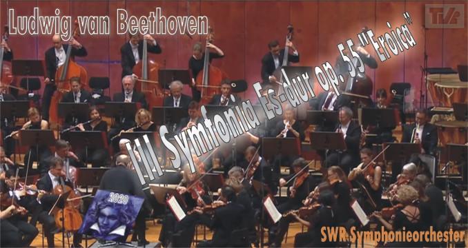 """III Symfonia Es-dur op. 55 """"Eroica"""""""