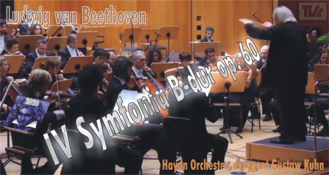 IV Symfonia B-dur op. 60