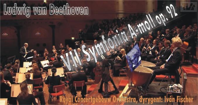 VII Symfonia A-moll op. 92