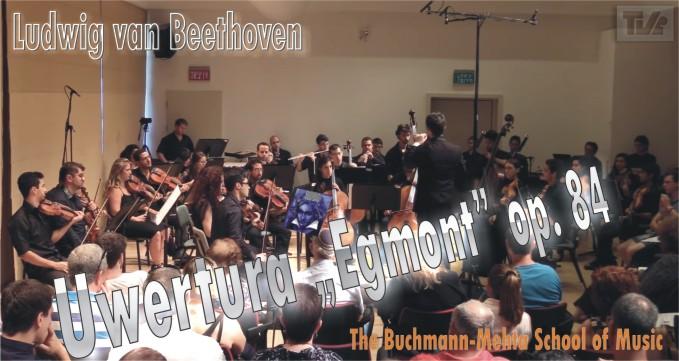 """Uwertura """"Egmont"""" op. 84"""