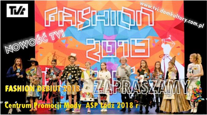 FASHION DEBIUT 2018
