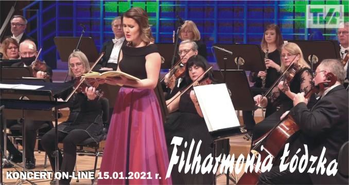 Filharmonia Łódzka Aleksandra Kubas-Kruk – sopran, Magdalena Szymańska – sopran KONCERT SYMFONICZNY. PAMIĘCI JANUSZA KOPCZYŃSKIEGO w TVi
