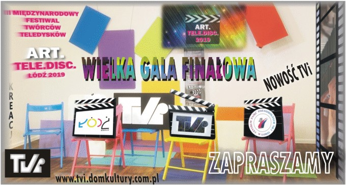 GALA ART.TELE.DISC. 2019