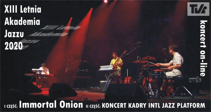 Immortal Onion - koncert on-line
