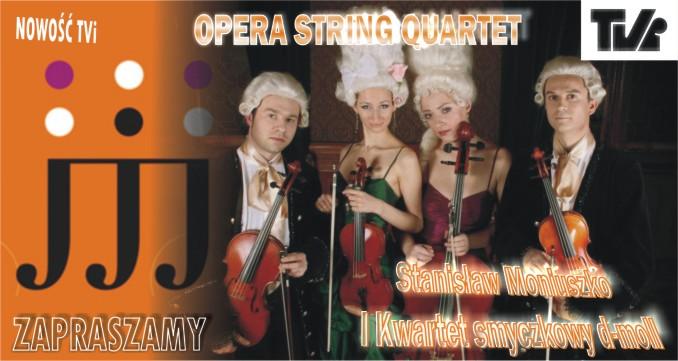 I Kwartet smyczkowy d-moll