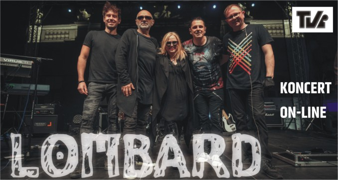 LOMBARD - koncert on-line