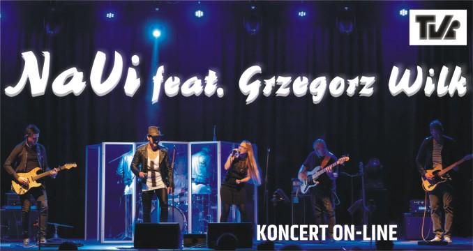 NaVi feat. Grzegorz Wilk - koncert on-line