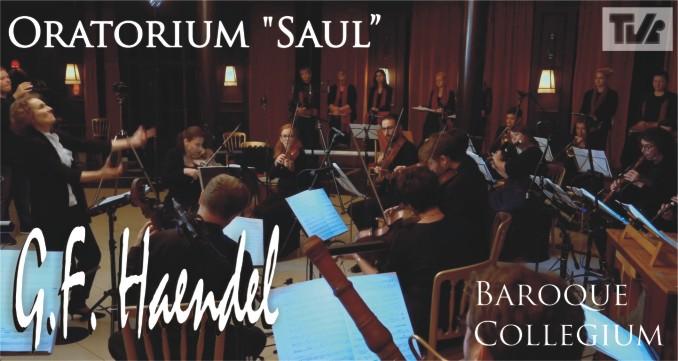 Oratorium Saul G.F. Haendel