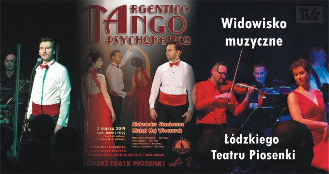 Argentico TANGO Psychodelico
