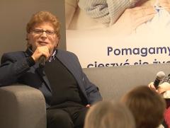 Spotkanie z Krzysztofem Cwynarem